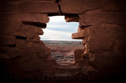 Ancient Window