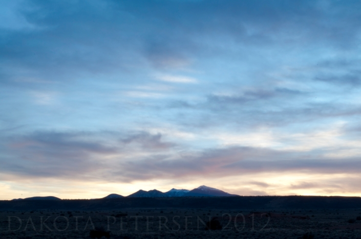 Blushing Peaks