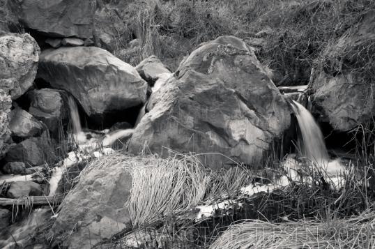 Between the Boulders Mono