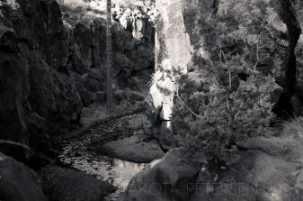 Over the Falls Mono
