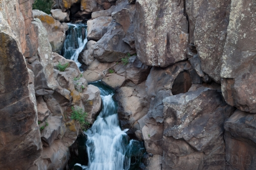 Summer Waterfall