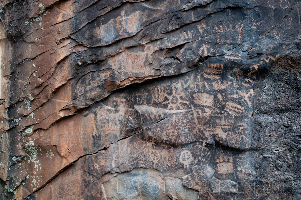 Etched in Basalt